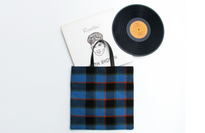 LP Tote Bag – Ramblin'