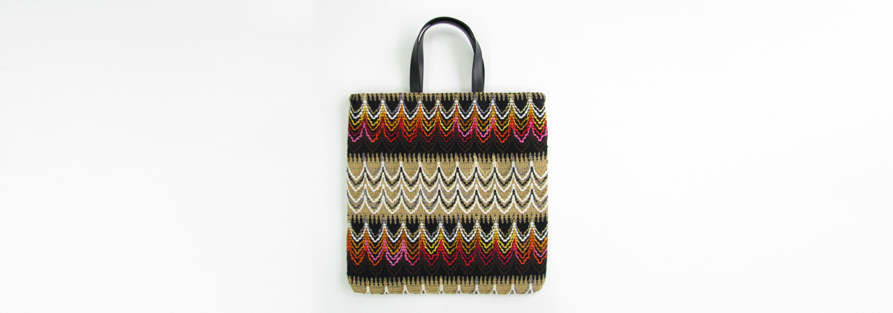 LP Tote Bag  – Knit